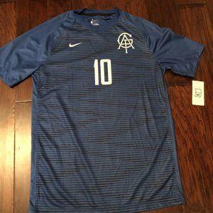 Women's Nike #10 Soccer Jersey NWT